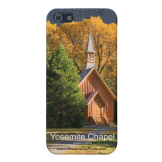 Yosemite Chapel (October) California Products iPhone 5/5S Case