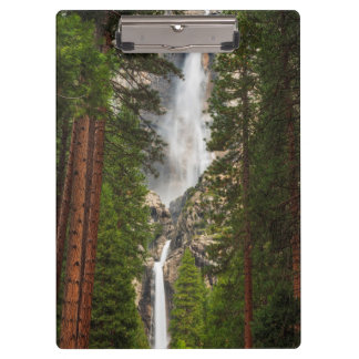 Yosemite Falls, California Clipboard
