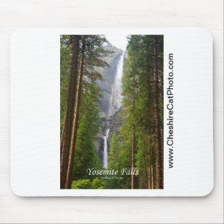 Yosemite Falls California Products Mousepad