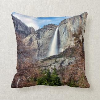 Yosemite Falls Cushion