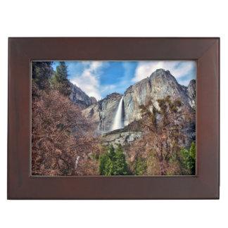 Yosemite Falls Keepsake Box