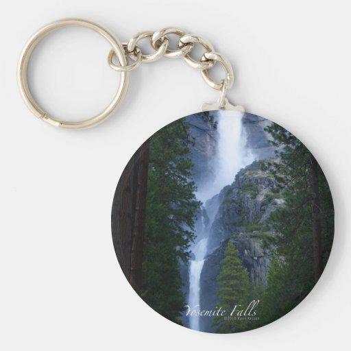Yosemite Falls Key Chain