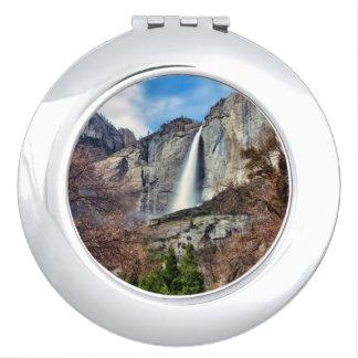 Yosemite Falls Makeup Mirror