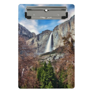 Yosemite Falls Mini Clipboard