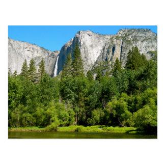 Yosemite Falls Post Cards
