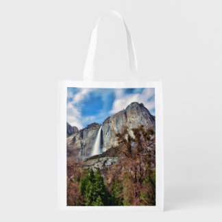 Yosemite Falls Reusable Grocery Bag