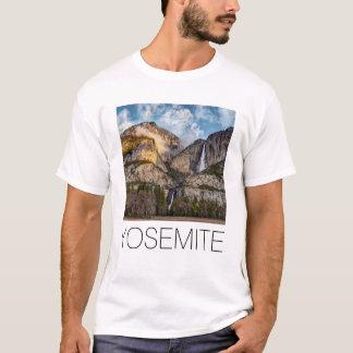 Yosemite Falls scenic, California T-Shirt