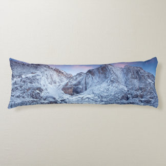 Yosemite Falls Sunrise Body Cushion