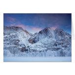 Yosemite Falls Sunrise Card