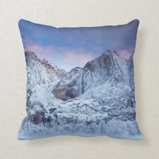 Yosemite Falls Sunrise Cushion