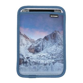 Yosemite Falls Sunrise iPad Mini Sleeve