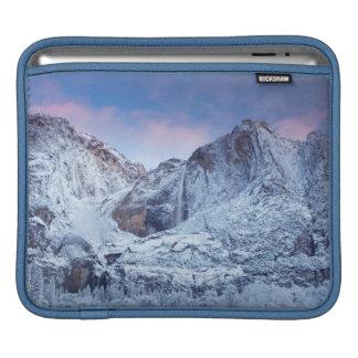 Yosemite Falls Sunrise iPad Sleeve
