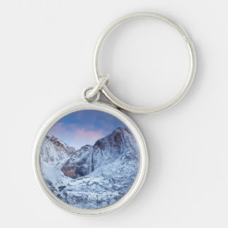 Yosemite Falls Sunrise Key Ring