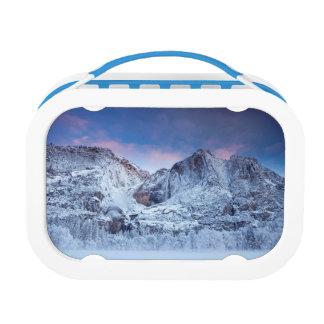 Yosemite Falls Sunrise Lunch Box