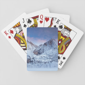 Yosemite Falls Sunrise Playing Cards