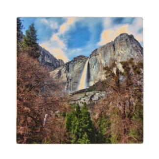 Yosemite Falls Wood Coaster