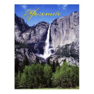 Yosemite Falls,  Yosemite National Park, CA Postcard