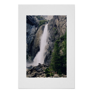 Yosemite Falls, Yosemite National Park, California Poster