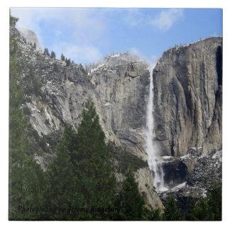 Yosemite Falls, Yosemite NP Tile