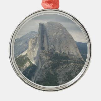 Yosemite Half Dome Deluxe Christmas Ornament