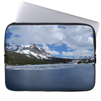 Yosemite Ice Lake Laptop Sleeve