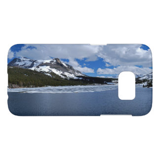 Yosemite Ice Lake Phone Case