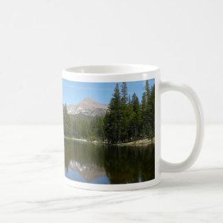 Yosemite Lake Reflection Coffee Mug