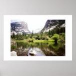 Yosemite Mirror Lake Poster
