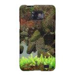 Yosemite Mossy Rocks Park Samsung Galaxy SII Cover