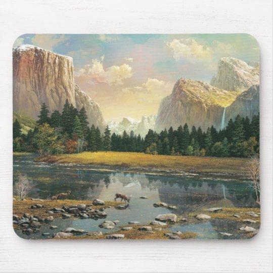 Yosemite Mouse Mat