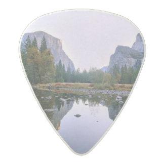 Yosemite National Park Acetal Guitar Pick