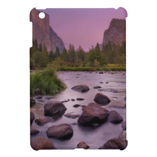 Yosemite National Park at Dusk Cover For The iPad Mini