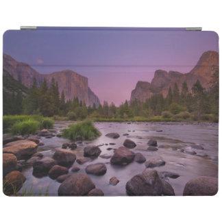 Yosemite National Park at Dusk iPad Cover