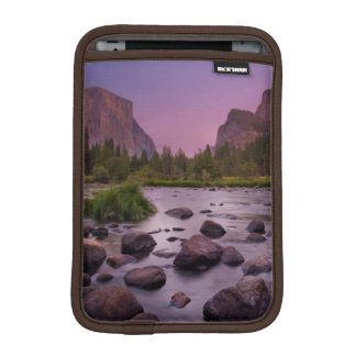Yosemite National Park at Dusk iPad Mini Sleeve
