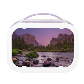Yosemite National Park at Dusk Lunch Box