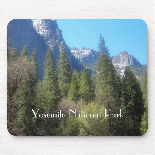 Yosemite National Park (C) Mouse Pad