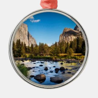 Yosemite National Park, California Christmas Ornament
