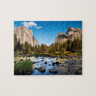 Yosemite National Park, California Jigsaw Puzzle
