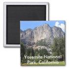 Yosemite national park, California Magnet