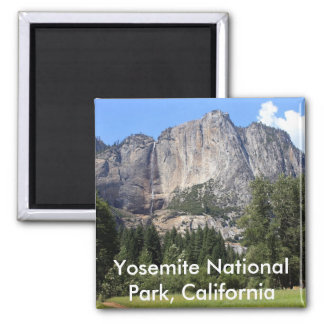Yosemite national park, California Magnet