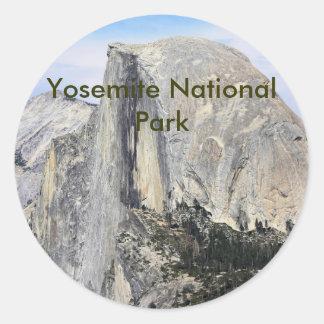Yosemite National Park California Sticker