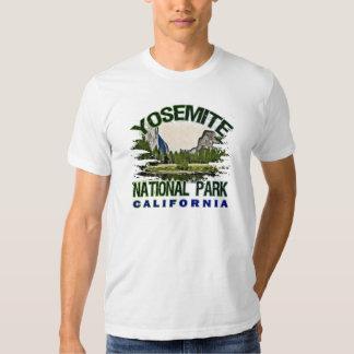 Yosemite National Park, California Tshirts