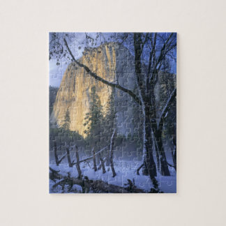 YOSEMITE NATIONAL PARK, CALIFORNIA. USA. Light Jigsaw Puzzle