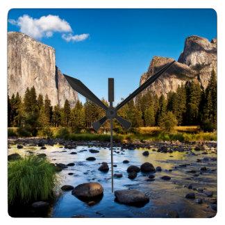 Yosemite National Park, California Wall Clocks