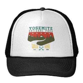 Yosemite National Park Cap