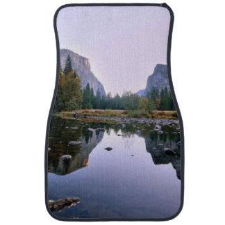 Yosemite National Park Car Mat