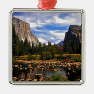 Yosemite National Park Christmas Ornament