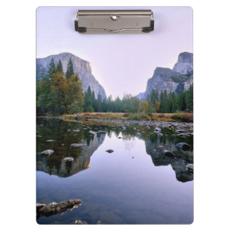 Yosemite National Park Clipboard