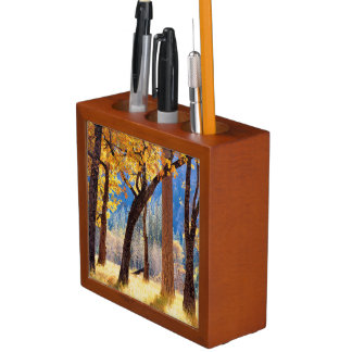 Yosemite National Park Desk Organiser