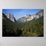 Yosemite National Park, El Capitan Poster